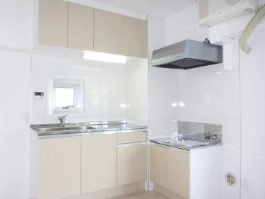 大和市 Sアパート 内装リフォーム キッチン交換
