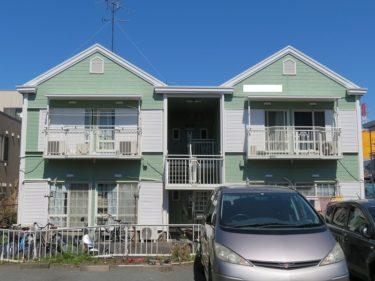 大和市 Kアパート 外装リフォーム 外壁塗装