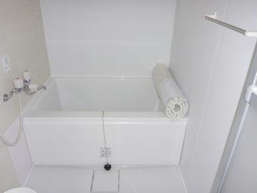 大和市 Nアパート 内装リフォーム 浴室工事