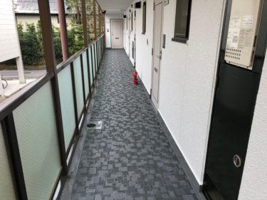 東京都目黒区 Bマンション 外装リフォーム 防水工事