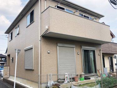 町田市 A様邸 外装リフォーム 外壁塗装