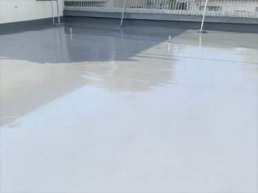 品川区 Aビル 屋上ウレタン防水工事