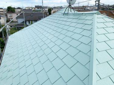 大和市 S様邸 外装リフォーム 屋根塗装