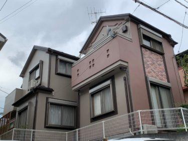 大和市 I様邸 外装リフォーム 外壁塗装