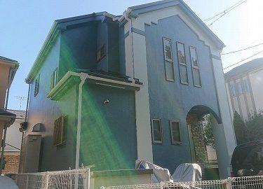 大和市 M様邸 外装リフォーム 外壁塗装