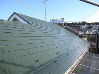 大和市 K様邸 外装リフォーム 屋根塗装
