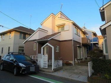 神奈川県 大和市 T様邸 外装リフォーム 外壁塗装
