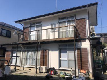 神奈川県大和市 M様邸 外装リフォーム、外壁塗装、屋根塗装、付帯品塗装