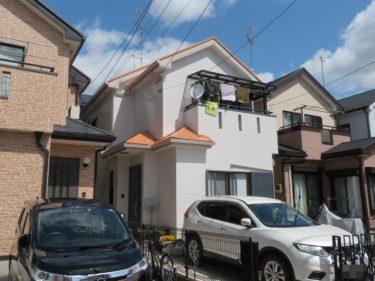 神奈川県大和市 M様邸 外装リフォーム、外壁塗装、屋根塗装