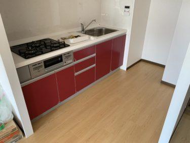 大和市 S様邸 内装リフォーム キッチン