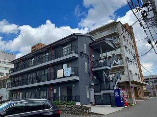 神奈川県大和市 Pマンション 外装リフォーム、外壁塗装、屋根塗装、他付帯品塗装