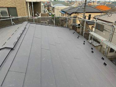 神奈川県相模原市中央区 H様邸 外装リフォーム、屋根重ね葺き