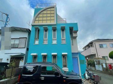 神奈川県相模原市中央区 K様邸 外装リフォーム、外壁塗装、屋上防水工事、ベランダ防水工事
