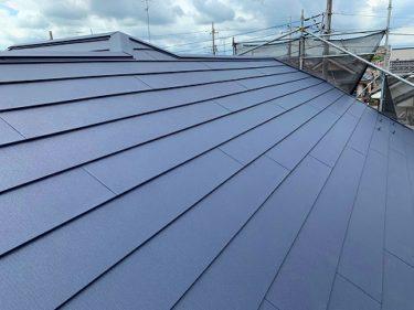 神奈川県大和市 K様邸 外装リフォーム、屋根葺き替え