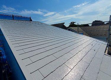 神奈川県大和市 O様邸 外装リフォーム、外壁塗装、屋根塗装、他付帯品塗装、ベランダ防水工事