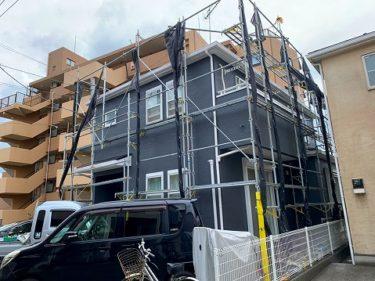 神奈川県大和市 T様邸 外装リフォーム、屋根塗装、外壁塗装、他付帯品塗装